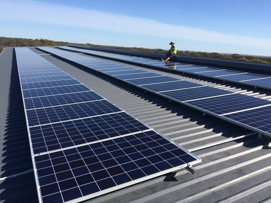 Your local solar panel installer Perth