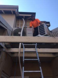 Perth air conditioning services
