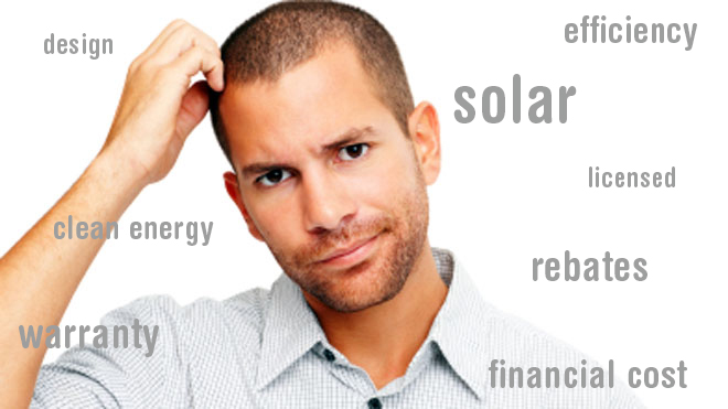 Let Formula Sun take the confusion away from your solar installation