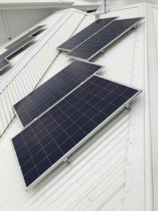 Wandi Solar Roof