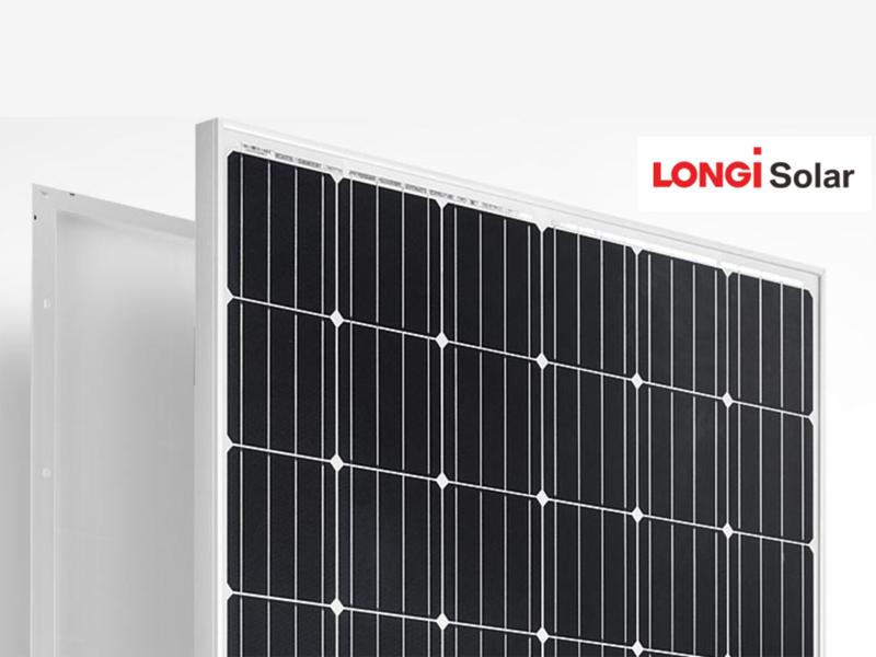 300 watt Longi Solar Panels now available