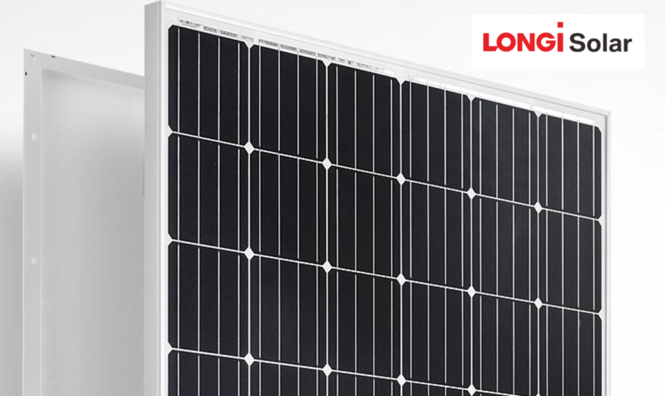 longi solar panels perth