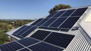 Solar Installation in Bassendean