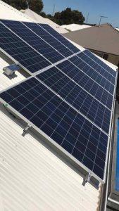 Champion Lakes Solar Upgrade