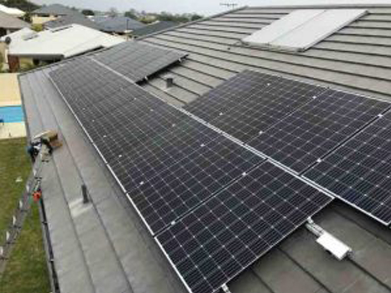 Madora Bay Solar and the superior Longi mono panels.