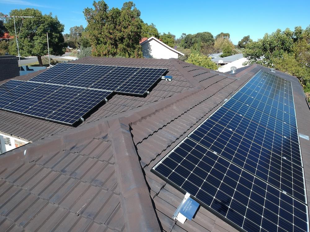 Solar in Hilton