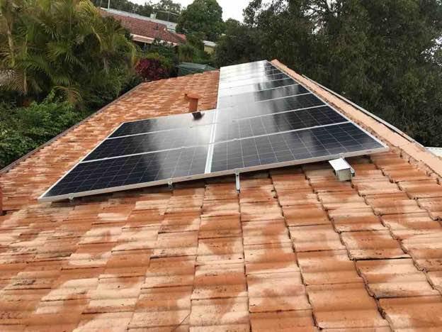 Solar in Wanneroo