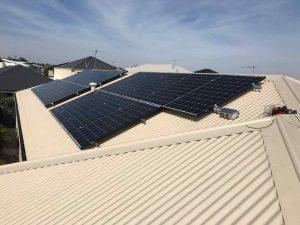 Solar Installation in Stirling