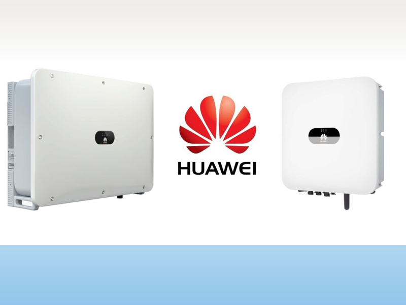 Huawei Solar Inverters now in Perth