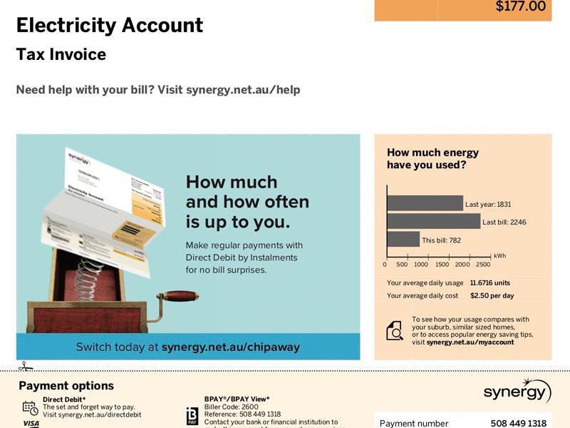Serious Synergy Solar Returns