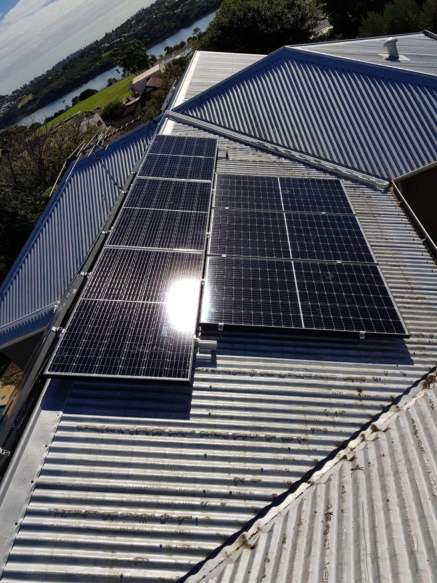 East Fremantle Solar Install
