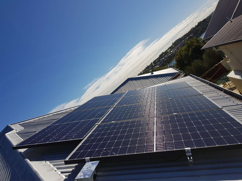 East Fremantle Solar Install