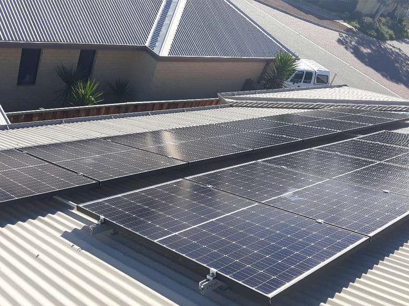 Ellenbrook Solar Install