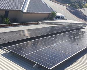 Ellenbrook Solar Install.fw