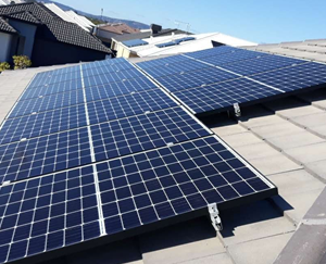 Solar Installation Harrisdale.fw