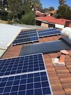 local solar panel installer testimonial perth